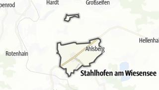 Mapa / Ailertchen