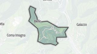Hartă / Blello