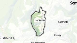 Karte / Hockweiler