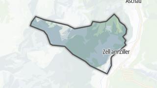 Mapa / Zellberg