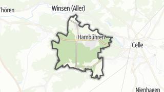 Mapa / Hambühren