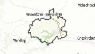 地图 / Taufkirchen an der Trattnach