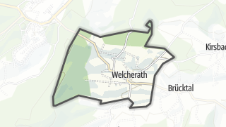 Map / Welcherath