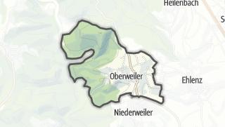Karte / Oberweiler