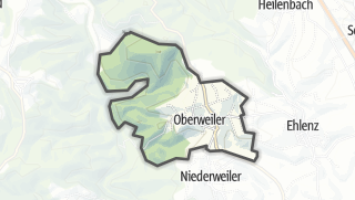 地图 / Oberweiler