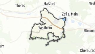 Mapa / Knetzgau