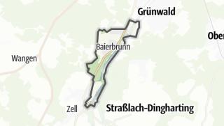 Karte / Baierbrunn
