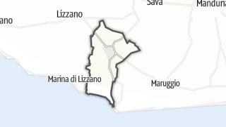 Térkép / Torricella