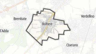 Hartă / Boltiere