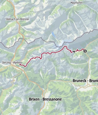 Map / AlpinArcTrail-08-Lutago-Vipiteno