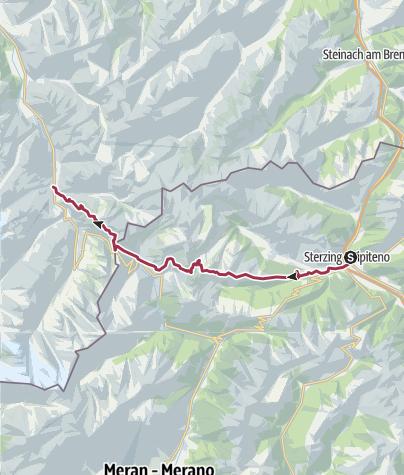 Map / AlpinArcTrail-09-Vipiteno-Sölden