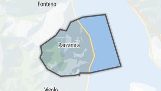 Hartă / Parzanica