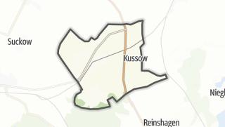 Carte / Glasewitz