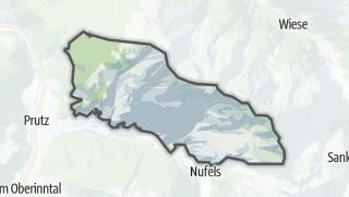 Map / Kaunerberg