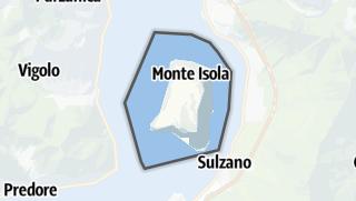 מפה / Monte Isola