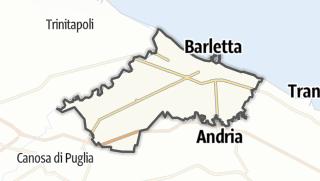 Térkép / Barletta