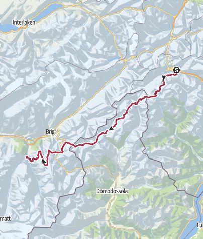 Map / AlpinArcTrail-14-Airolo-Stalden