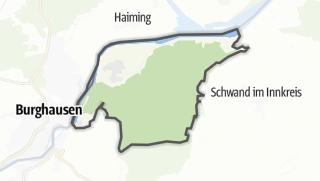 Карта / Überackern