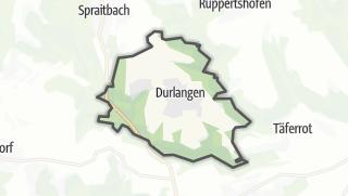 Mapa / Durlangen