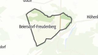 Cartina / Beiersdorf-Freudenberg