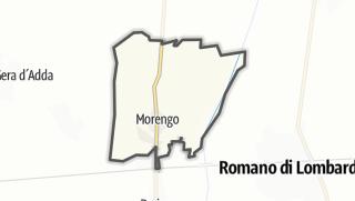 Hartă / Morengo