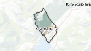 Hartă / Costa Volpino