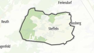 Karte / Steffeln