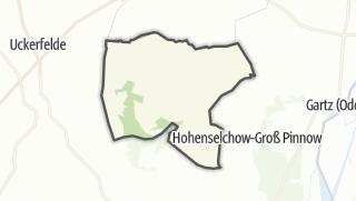 Karte / Casekow