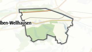 Cartina / Hüttlingen