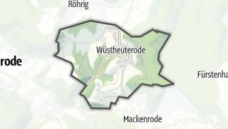 Map / Wüstheuterode