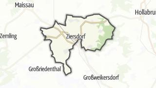 Cartina / Ziersdorf