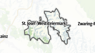 מפה / Sankt Josef (Weststeiermark)