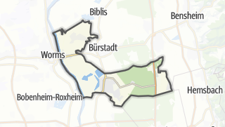 Carte / Lampertheim