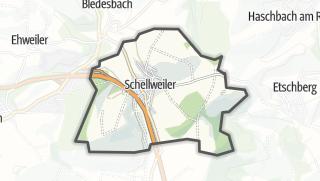 Karte / Schellweiler