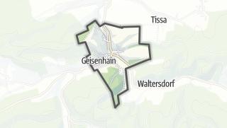 Karte / Tröbnitz