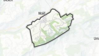 Mapa / Schönengrund