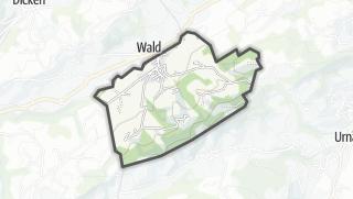 מפה / Schönengrund