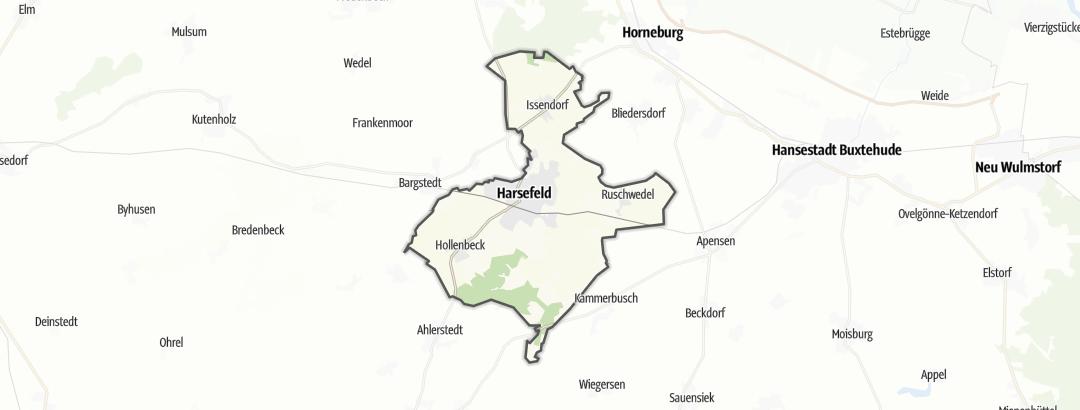 Kart / Landeveisykkel i Harsefeld