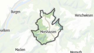 Karte / Morshausen
