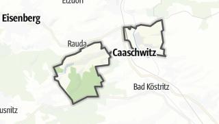 Karte / Silbitz