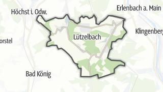 Carte / Lützelbach