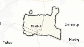 Cartina / Maasbüll