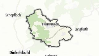 Map / Dürrwangen