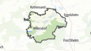 Cartina / Hallerndorf