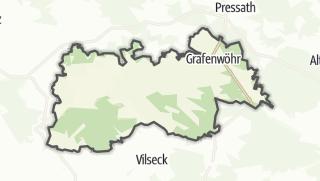 Cartina / Grafenwöhr