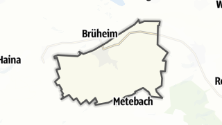 Mapa / Sonneborn