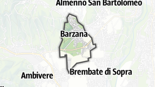 Hartă / Barzana