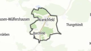 地图 / Kranichfeld