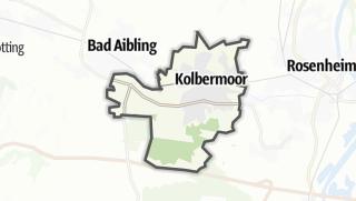 Karte / Kolbermoor