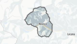 מפה / Noasca